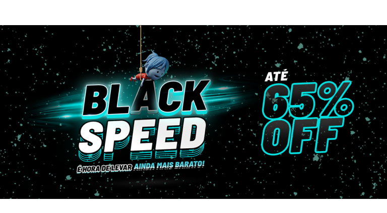 [LOGIN] Novembro - Black Speed