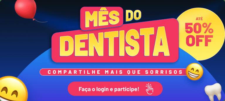 [LOGIN] Mês do Dentista