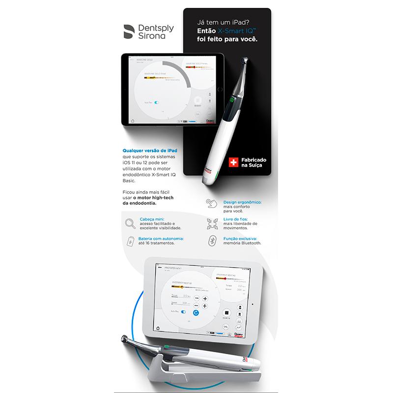 Infográfico do produto Motor X-Smart IQ Basic Starter