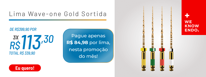 Lima Wave-One Gold