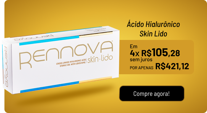 Ácido Hialurônico Skin Lido