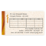 Cartão de Horário Eco - Papel Reciclado