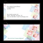 Cartão de Visita Slim