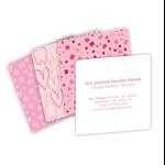 Cartão de Visita Pocket - Amor