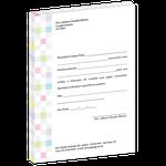 Carta de Comunicação - Encaminhamento - Class
