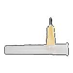 Agulha Descartável Hipodérmica 1,00 x 25mm 19G 1