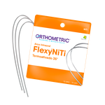 Arco Niti Flexy Termoativado Retangular