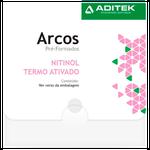 Arco Niti Termoativado Natural Redondo
