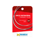 Arco Niti Thermo-Plus Quadrado - 10 Unid.