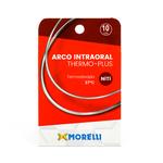 Arco Niti Thermo-Plus Redondo - 10 Unid.