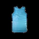 Avental de Borracha Plumb. s/ Prot. de Tireóide 100x60cm - Uso Profis. c/ 0,25mm