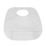 Babador Plástico Adulto