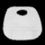 Babador Plástico Infantil