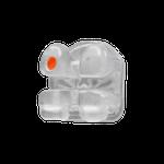 Bráquete Cerâmico Gemini Crystal Clear MBT 0,022