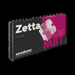 Bráquete Cerâmico Zetta MBT 0,022'' c/ Gancho Cannos e Pré-Molares