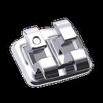 Bráquete Metálico Advanced Séries Roth 0,022'' - Reposição