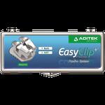 Bráquete Met. Autoligado Easyclip+ Passivo MBT 0,018'' - Reposição