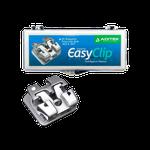 Bráquete Met. Autoligado Easyclip+ Passivo Roth 0,018'' - Rep.