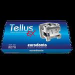 Bráq. Met. Autolig. Tellus EX Roth 0,022'' c/ Gancho Can e Pré-Mol