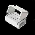 Broqueiro Alumínio 15 Furos