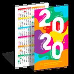 Calendário de Bolso - Pop Desejos