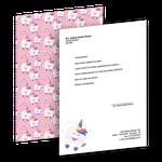Carta de Comunicação - Mudança de Telefone