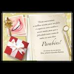 Cartão de Aniversário - Carta e Foto