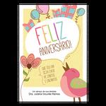 Cartão de Aniversário - Pássaro