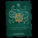 Cartão de Natal - Árvore Encantada