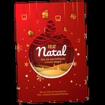 Cartão de Natal - Bola Encantada