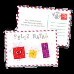 Cartão de Natal - Postal