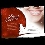 Cartão de Natal - Sorrisão Orto