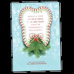Cartão de Natal - Dente Natalino