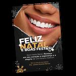 Cartão de Natal - Foto Sorrisão