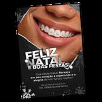 Cartão de Natal - Foto Sorrisão Orto