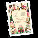 Cartão de Natal - Lembrança de Natal