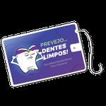 Cartão Fio Dental - Vidente