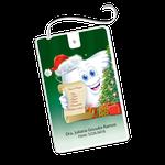 Cartão Fio Dental - Kiko Desejos de Natal