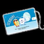 Cartão Fio Dental - Kiko