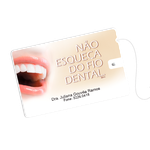 Cartão Fio Dental - Sorrisão