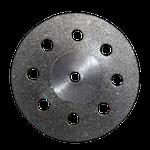 Disco Diamantado Perfurado Monoface 22 x 0,20mm