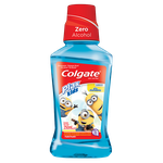 Enxaguante Bucal Plax Kids Minions 250ml