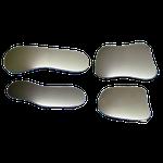 Espelho p/ Foto Oral Cristal - 4 Unid.