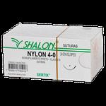 Fio de Sutura Nylon MT 1/2 - Ag. 2,0cm Triangular