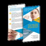 Flyer Especialidades - Toxina Botulínica e Preenchimento Facial
