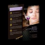 Flyer Especialidades - Microagulhamento Facial