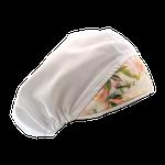 Gorro c/ Elástico - Floral