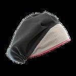 Gorro Premium c/ Elástico - Cinza Listrado