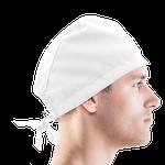 Gorro Premium c/ Tira - Branco