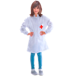 Jaleco Infantil Mini Doctor